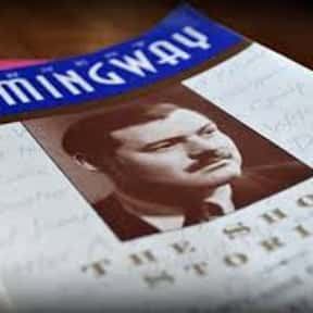 The Three-Day Blow is listed (or ranked) 8 on the list The Best Ernest Hemingway Short Stories