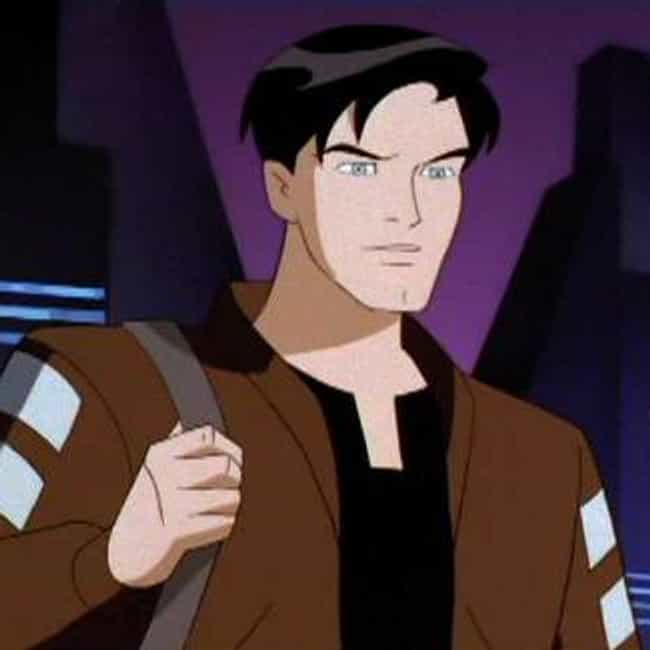 Terry McGinnis is listed (or ranked) 4 on the list Comic Book Characters That Debuted Outside Comics