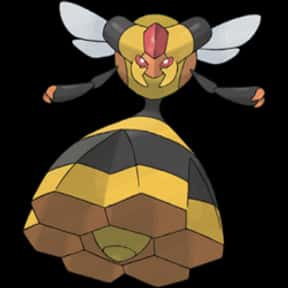 Vespiquen is listed (or ranked) 21 on the list The Best Bug Pokemon of All Time