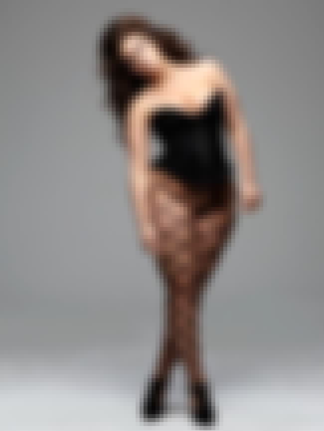 Leaning about as far as anyone... is listed (or ranked) 2 on the list Hot Ashley Graham Pics