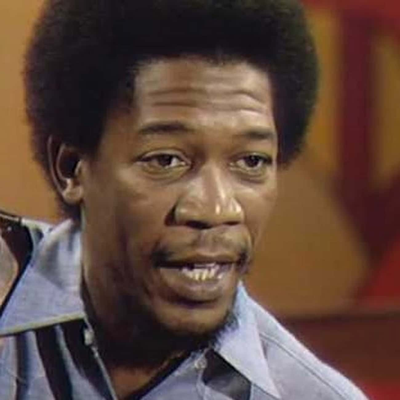 Young Morgan Freeman Hasn' is listed (or ranked) 1 on the list 5 Photos of Young Morgan Freeman