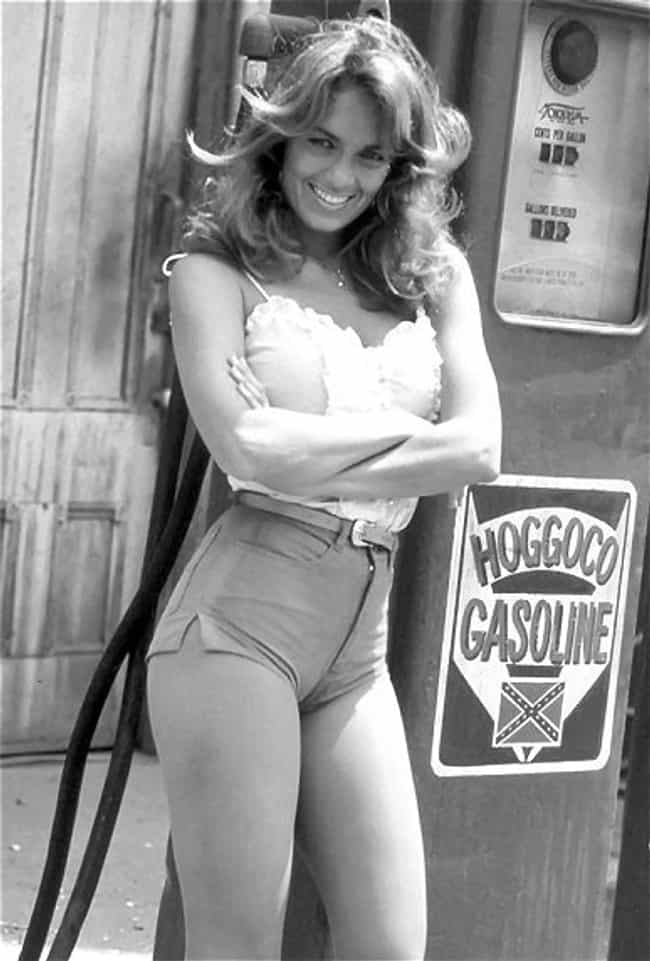 Pumpin' gas. is listed (or ranked) 2 on the list The Hottest Catherine Bach Photos