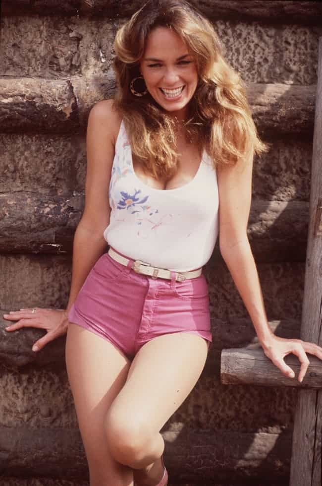 Loving life! is listed (or ranked) 3 on the list The Hottest Catherine Bach Photos