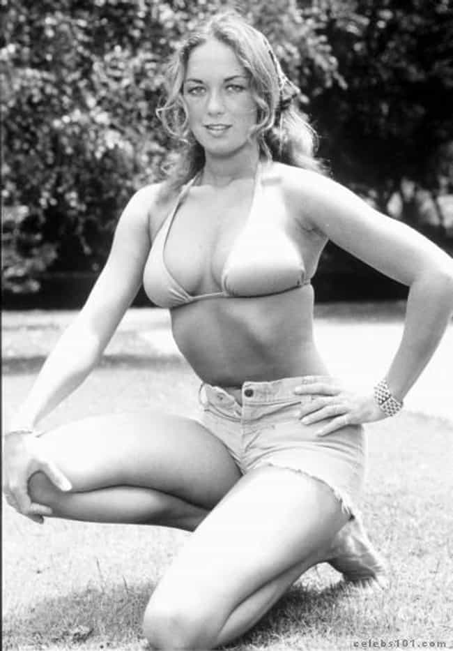 Casually kneeling is listed (or ranked) 1 on the list The Hottest Catherine Bach Photos