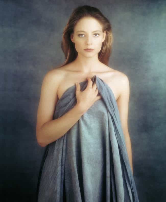 Jodie Foster in Blanket Cover is listed (or ranked) 3 on the list The Hottest Jodie Foster Pictures