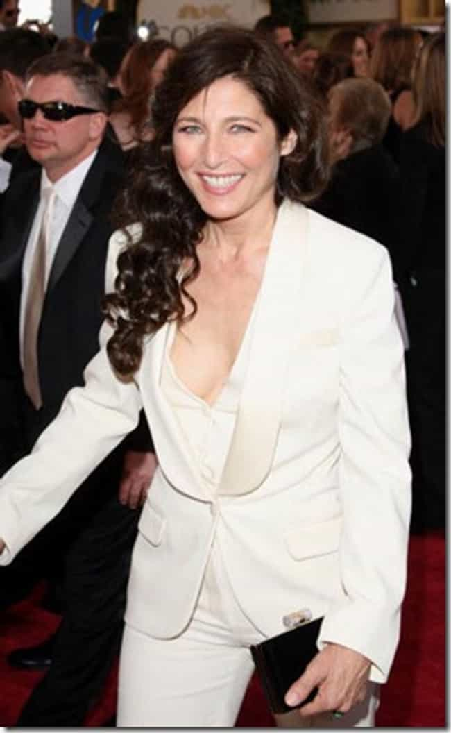 Catherine Keener in a White Su... is listed (or ranked) 3 on the list The Most Stunning Catherine Keener Pics