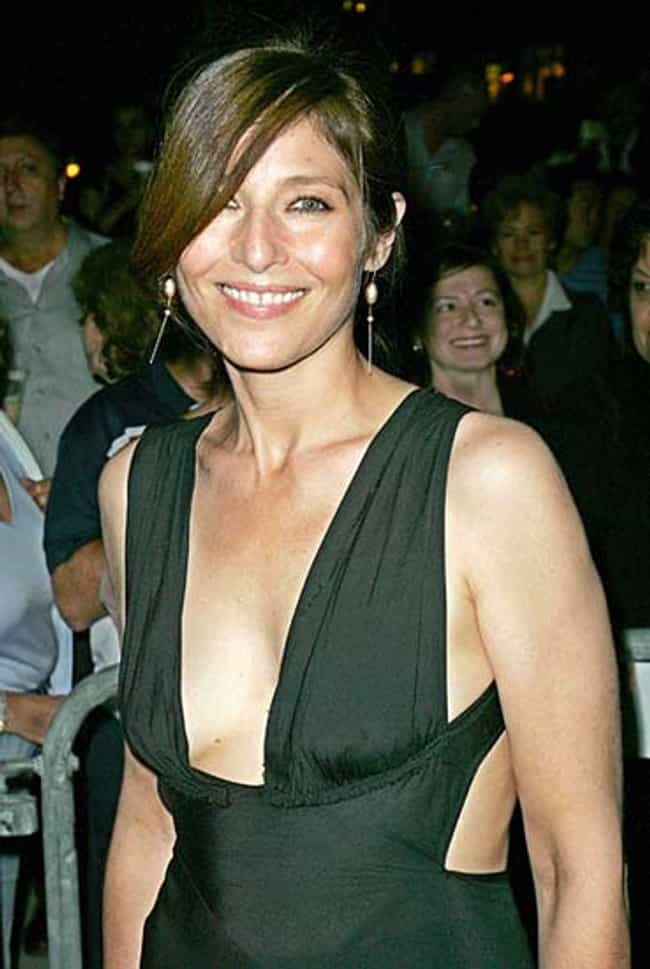 Catherine Keener in a Plunge B... is listed (or ranked) 2 on the list The Most Stunning Catherine Keener Pics