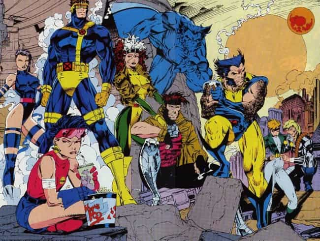 X-Men Blue Strike Force is listed (or ranked) 2 on the list The Greatest X-Men Rosters of All Time