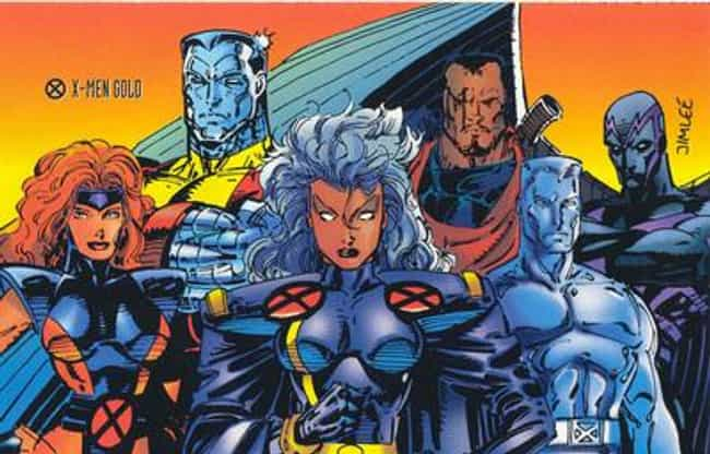 X-Men Gold Strike Force is listed (or ranked) 4 on the list The Greatest X-Men Rosters of All Time