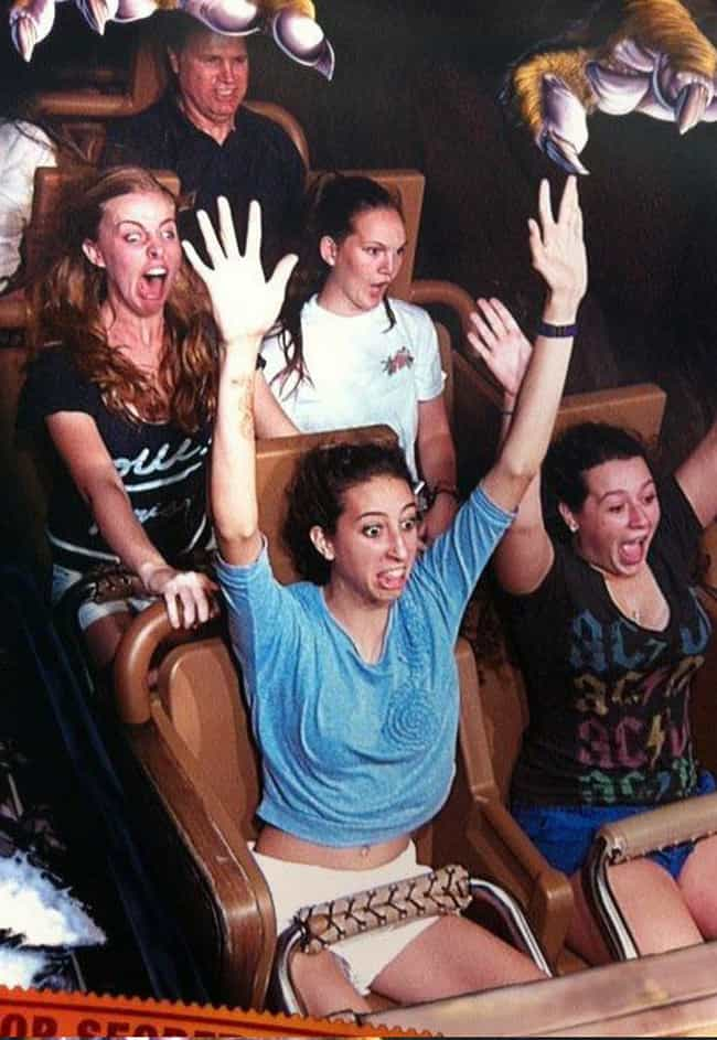 I Don't Even.. is listed (or ranked) 7 on the list The 55 Greatest Rollercoaster Pics Ever Taken