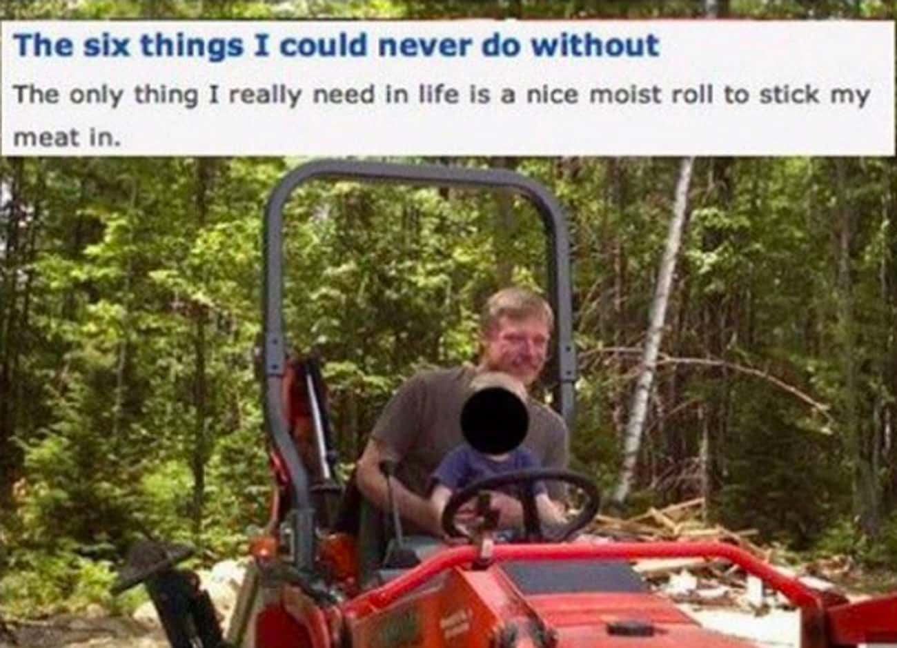 Horrible Photo Choice is listed (or ranked) 2 on the list 23 Inexcusable Online Dating FAILs