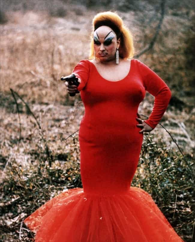 Divine is listed (or ranked) 4 on the list The Greatest Fictional Drag Queens