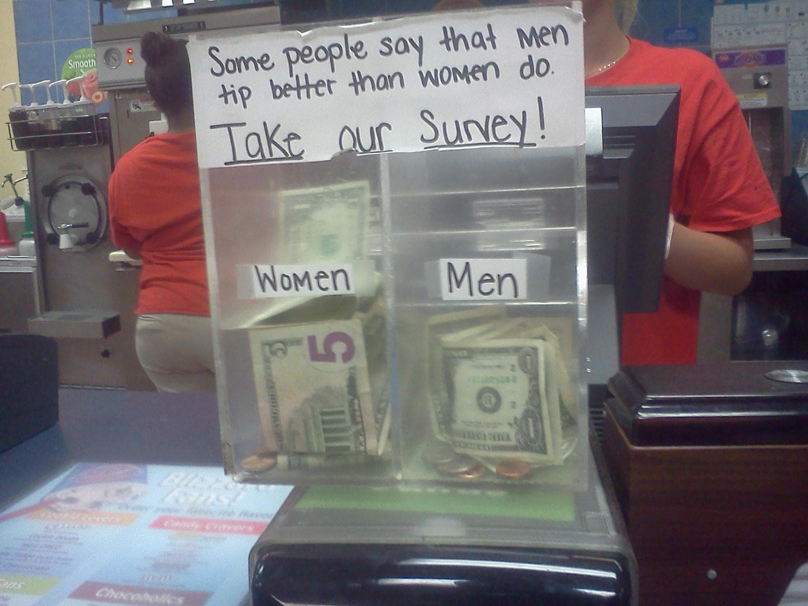Random Funny Tip Jars That Would Earn Your Quarters