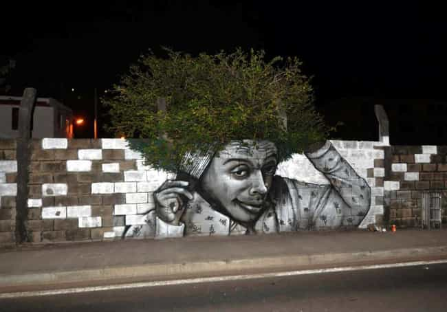 The Most Beautiful Street Art In The World