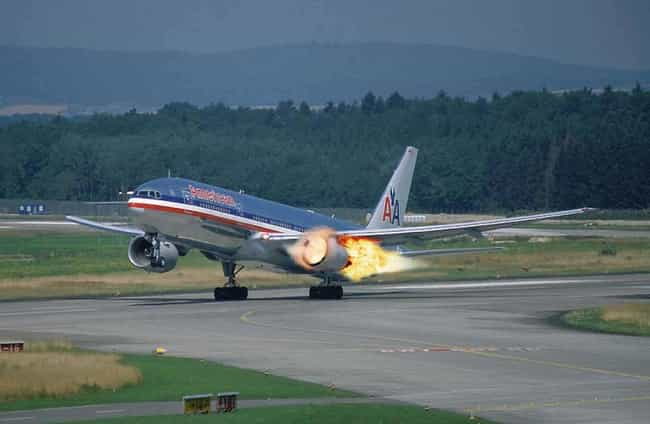 It's Only One Engine is listed (or ranked) 4 on the list 12 Breathtaking Airplane Disaster Pictures