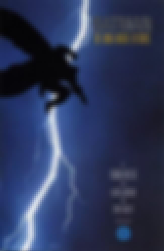 Batman: the Dark Knight Return... is listed (or ranked) 2 on the list The Greatest Superhero Comic Book Covers of All Time