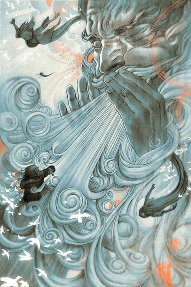 Fables #58 is listed (or ranked) 2 on the list The 20 Most Stunning Pieces of Art in Comics