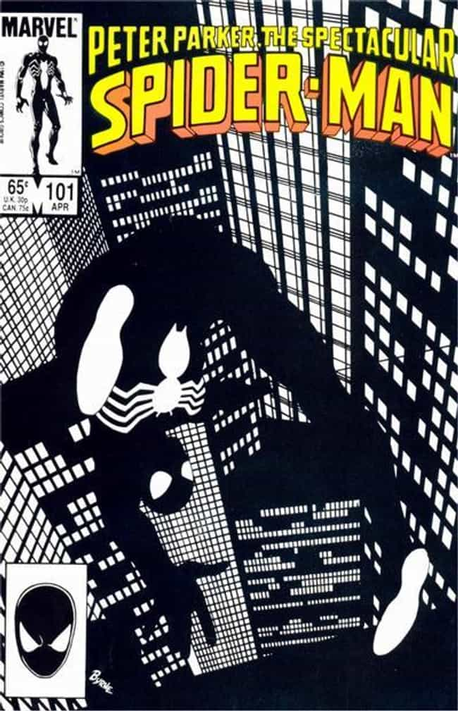 Spectacular Spider-Man #101 is listed (or ranked) 3 on the list The Greatest Superhero Comic Book Covers of All Time