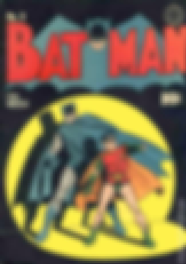 Batman #9 is listed (or ranked) 4 on the list The 100 Best Comic Book Covers of the 1940s