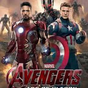 Avengers: Age of Ultron is listed (or ranked) 9 on the list The Best Marvel Comics Movies