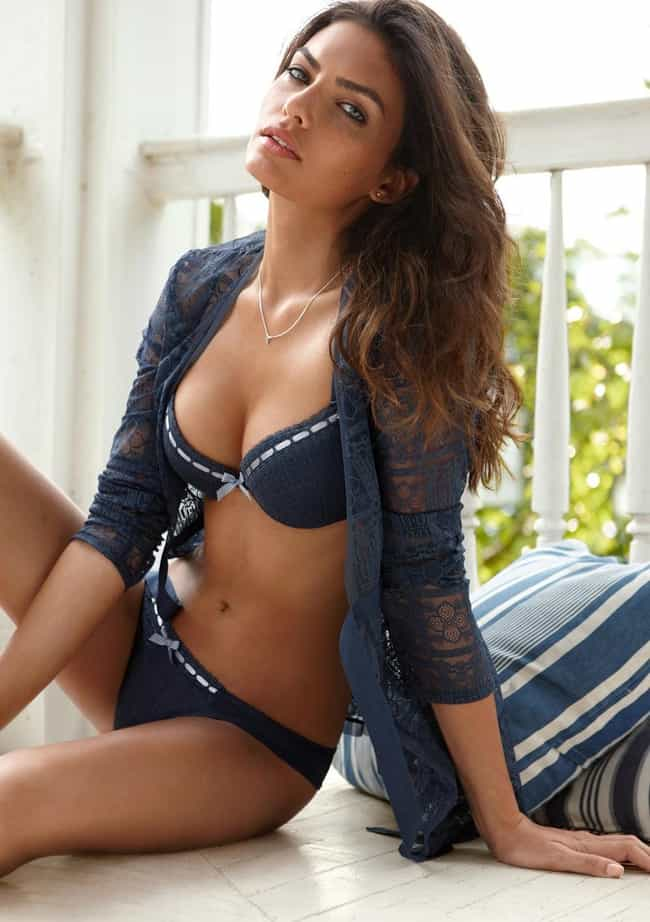 Alyssa Miller Only Wears Pajam... is listed (or ranked) 3 on the list Hottest Alyssa Miller Pictures