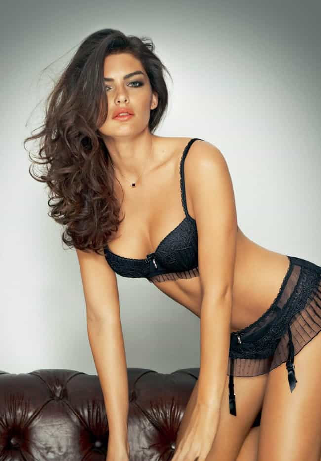 Alyssa Miller in Two Piece Ple... is listed (or ranked) 2 on the list Hottest Alyssa Miller Pictures