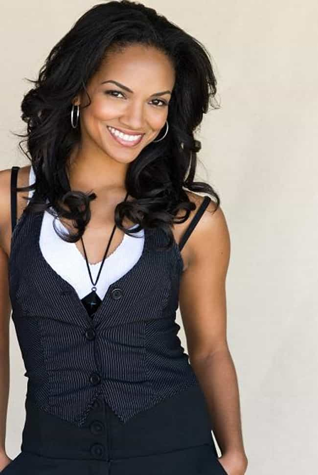 Mekia Cox in a Layered Black S... is listed (or ranked) 1 on the list Hottest Mekia Cox Photos