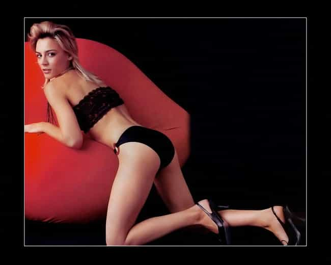 Samaire Armstrong in a Straple... is listed (or ranked) 1 on the list Hottest Samaire Armstrong Photos