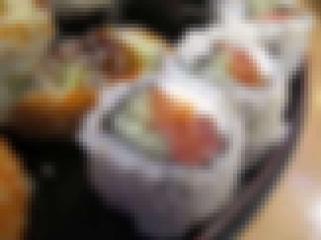 Philadelphia Roll is listed (or ranked) 8 on the list The Most Delicious Types of Sushi Rolls