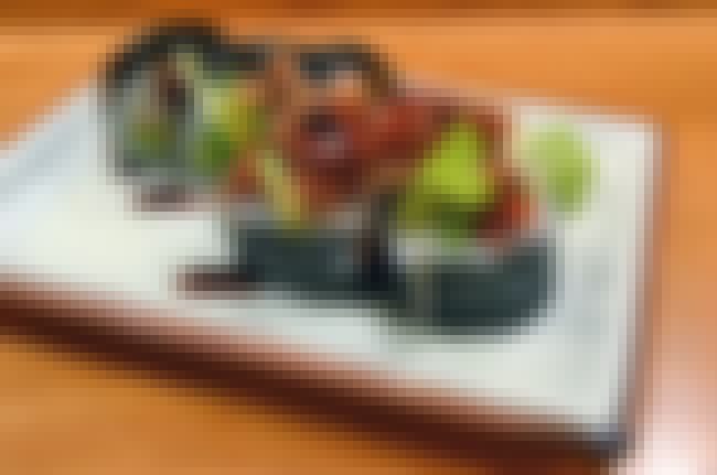 Spider Roll is listed (or ranked) 4 on the list The Most Delicious Types of Sushi Rolls