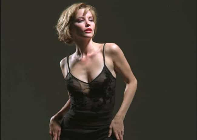 Sienna Guillory in a Black Lac... is listed (or ranked) 2 on the list Hottest Sienna Guillory Photos