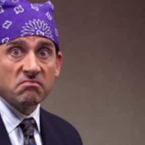 Prison Mike is listed (or ranked) 8 on the list The Best The Office (U.S.) Characters