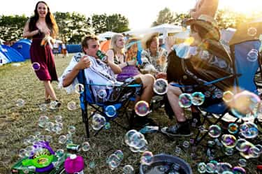 Make Friends with Your Neighbo is listed (or ranked) 1 on the list 17 Ways To Make Your Music Festival Experience Legendary