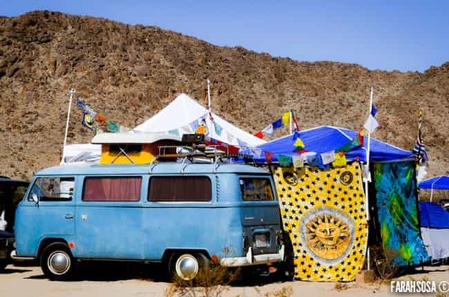 Make Your Campsite Stand Out is listed (or ranked) 2 on the list 17 Ways To Make Your Music Festival Experience Legendary