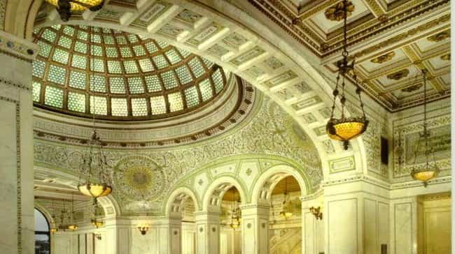 Chicago Cultural Center, 78 E ... is listed (or ranked) 3 on the list The 50 Most Beautiful Buildings in Chicago