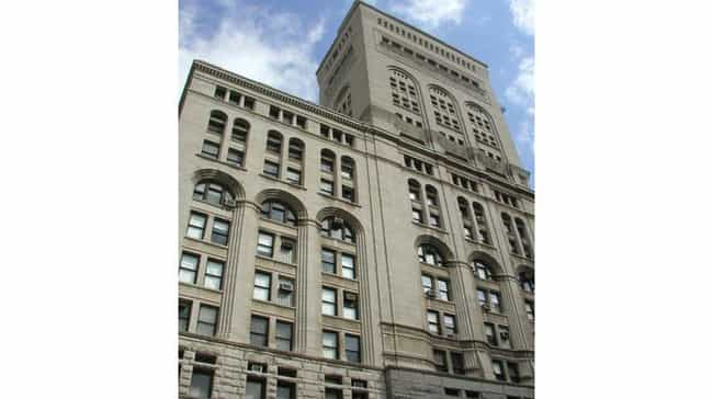 Auditorium Building, 50 E Cong... is listed (or ranked) 2 on the list The 50 Most Beautiful Buildings in Chicago
