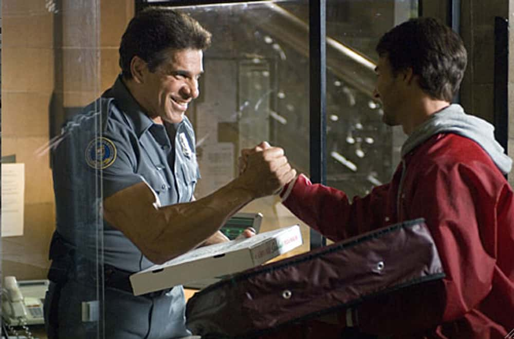 Lou Ferrigno, Security Guard -... is listed (or ranked) 1 on the list Easter Eggs From Every Marvel Movie