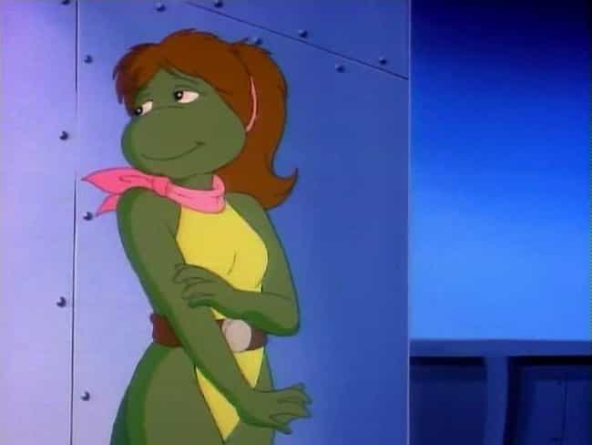 Mona Lisa is listed (or ranked) 3 on the list The Best TMNT Mutants You Forgot About