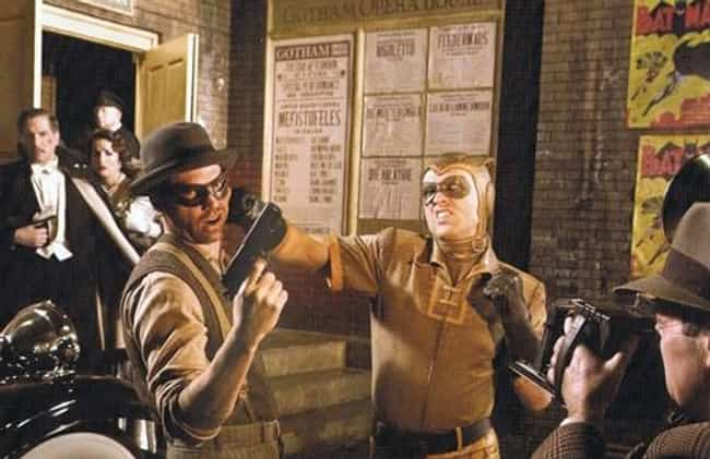 Batman - Watchmen is listed (or ranked) 1 on the list Easter Eggs from Every DC Based Movie