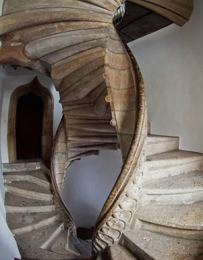 Stairs of Reconciliation, Graz... is listed (or ranked) 2 on the list The Most Beautiful Staircases on Earth