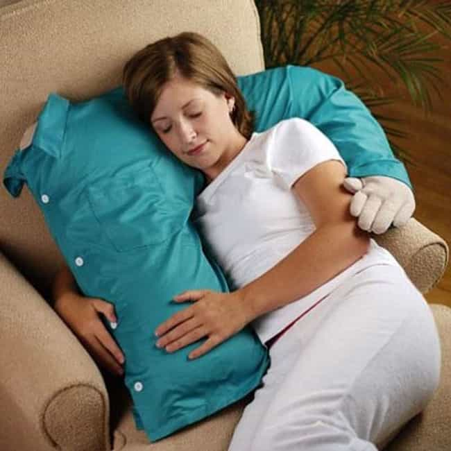 Forever Alone Arm Pillow is listed (or ranked) 3 on the list 17 Japanese Inventions And Gadgets That Might Be Causing More Problems Than They're Solving