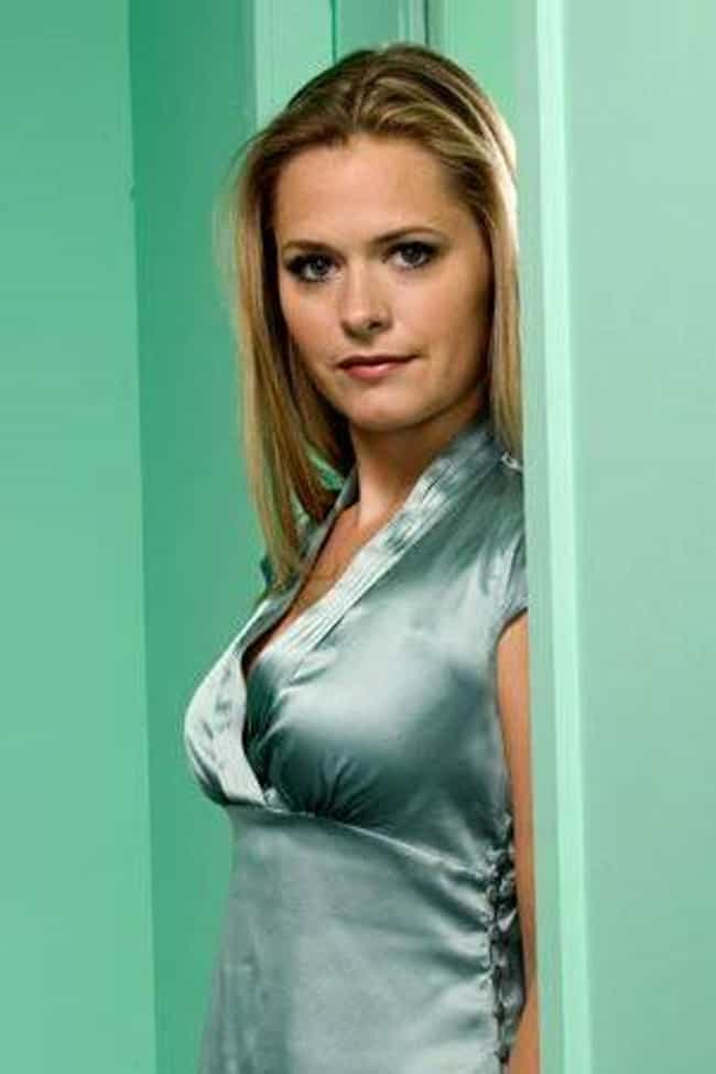 Maggie Lawson in Emerald is listed (or ranked) 3 on the list The Most Stunning Maggie Lawson Photos
