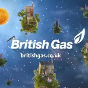British Gas is listed (or ranked) 15 on the list The Most Quintessential British Brands