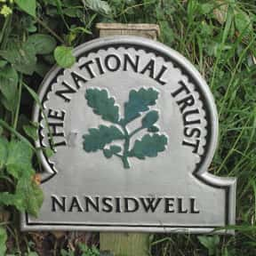 National Trust is listed (or ranked) 14 on the list The Most Quintessential British Brands