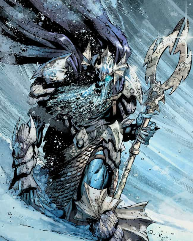 The Dead King is listed (or ranked) 3 on the list Aquaman's All Time Most Notorious Villains