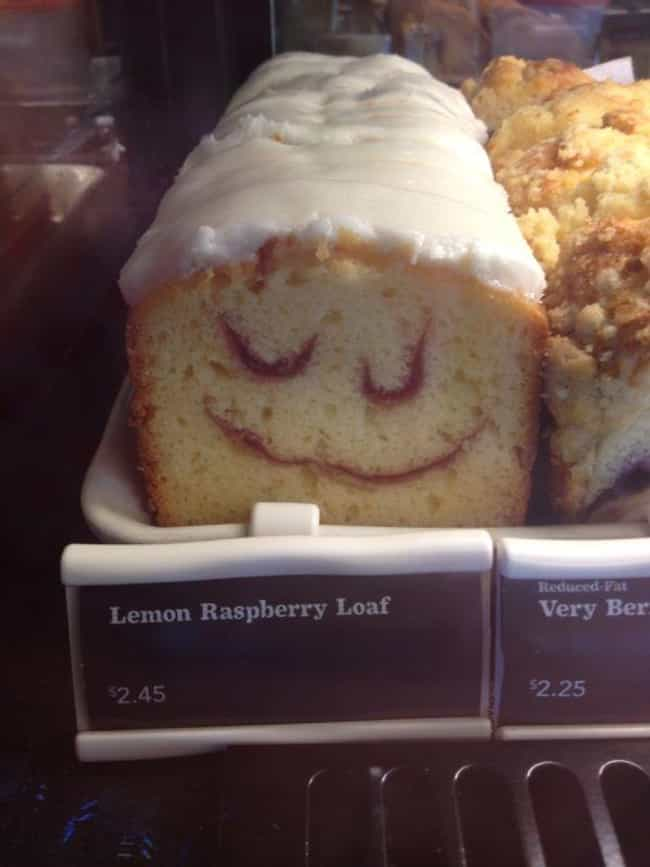 This Sleepy Loaf is listed (or ranked) 4 on the list 60+ Everyday Objects That Look Really Happy