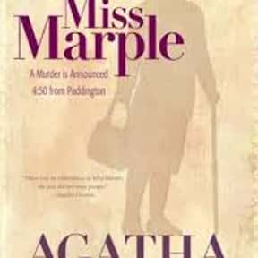 The Amazing Miss Marple is listed (or ranked) 23 on the list The Best Miss Marple Books