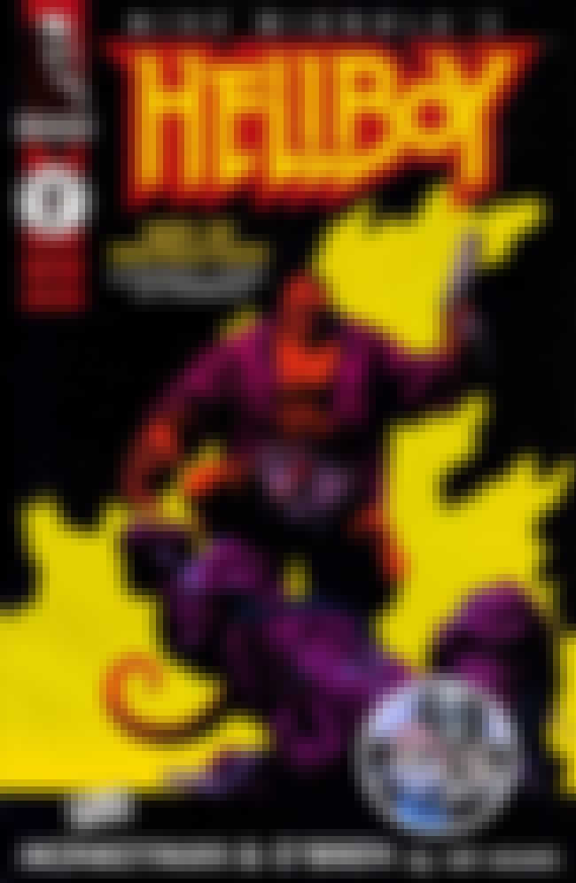 Hellboy: Seeds of Destruction ... is listed (or ranked) 37 on the list The 99 Best Comic Book Covers of the '90s