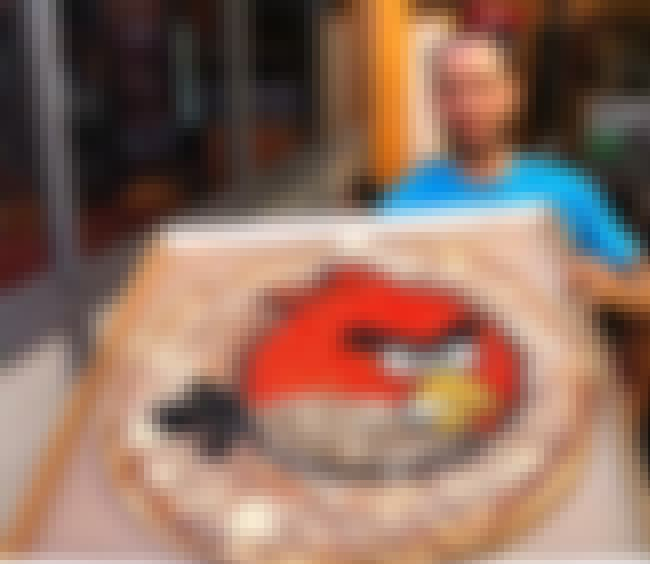 Angry Birds Pizza is listed (or ranked) 4 on the list The Greatest Pizza Art That Should Be in Museums
