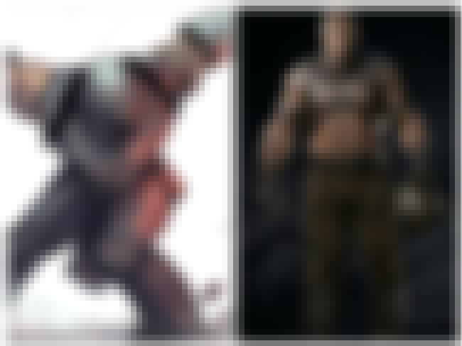 Juggernaut Concept Art is listed (or ranked) 2 on the list Comic Book Concept Art That Was Better Than the Movie
